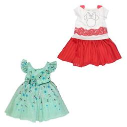 Disney Dress for Girls - Cap Sleeve - Fully Lined - Minnie M