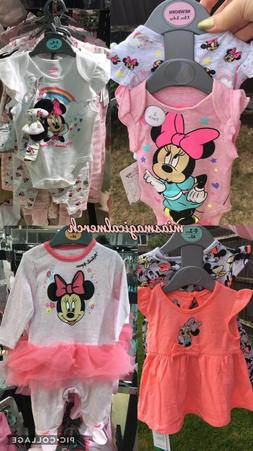 BNWT Primark Baby Girl's DISNEY Minnie Mouse Clothing Dress