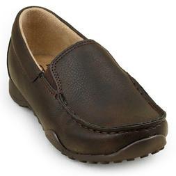 Boys THE CHILDREN'S PLACE Slip on Dress Shoe Size 4
