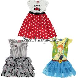 Brand New Girl's Disney Dresses Minnie Mouse/Frozen 3 To Cho