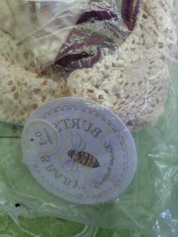 Burt's Bees Baby Girl Dress ~ Organic Cotton Lace 0-3 Month