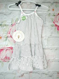 Burt's Bees Baby Girls' Dress, Short & Long-Sleeve, 100% Cot