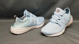 New Balance Cruz Athletic Sneakers Blue White Grade-School G