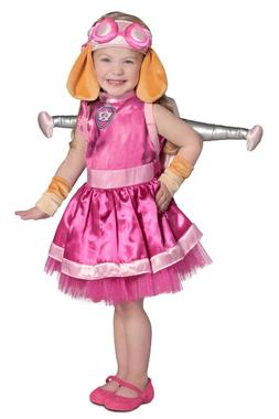 Deluxe Paw Patrol Skye Costume Toddler Child 12 18 24 months