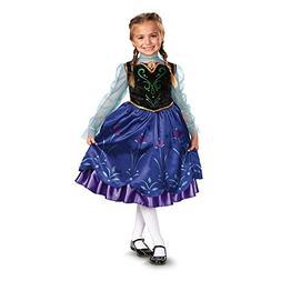 Disney Frozen Deluxe Anna Costume Child Toddler