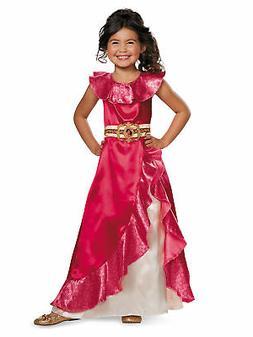Disney's Elena of Avalor Classic Adventure Dress Costume for
