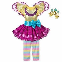 Disney Fancy Nancy Costume Set for Girls Size 5/6 Multi42841