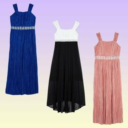 Formal Dresses Amy's Closet Big Girls' Special Occasion Maxi