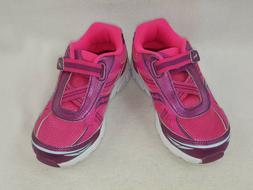 "Saucony ""G Baby Ride"" Little Girls Sneakers, Pink/Purple Siz"