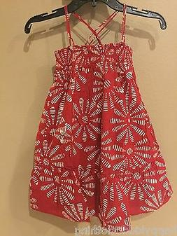Gap size 4 dress and underwear  New red