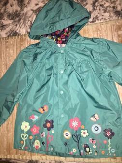 Arshiner Girl Kid Waterproofs Hooded Coat Jacket Outwear Rai
