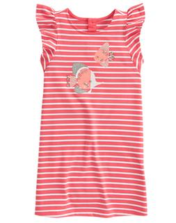 Gymboree Girl Mermaid Cove Striped Fish Dress NWT 5 Retail S