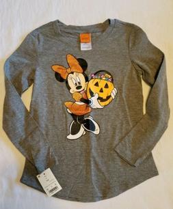 Girl's Size Small 6/6X Disney Halloween Shirt