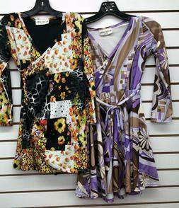 Girls Les Tout Petits Assorted Dresses Size 7 - 16