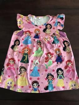 Girls Disney Princess Pearl Dress