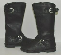 Girls Stride Rite Virginia II Back Boots - Kids size 11.5