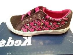 Keds Girls Youth Kids Know It All Shoes Children Sizes 1-12