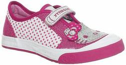 KEDS Hello Kitty Glittery Sparkle Toddler Girls Shoes 5.5 6