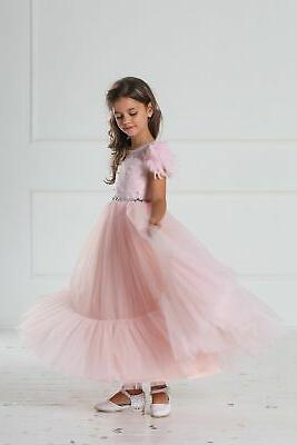 angelina dress for girls baby toddlers pink
