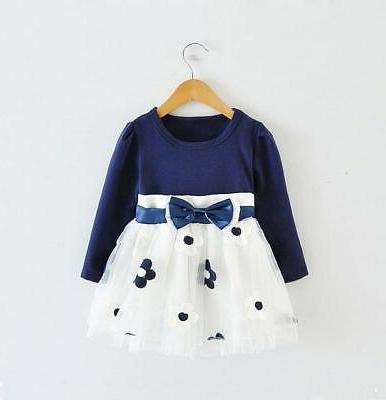 Baby Dress For 2T Newborn Toddler Dresses Kids