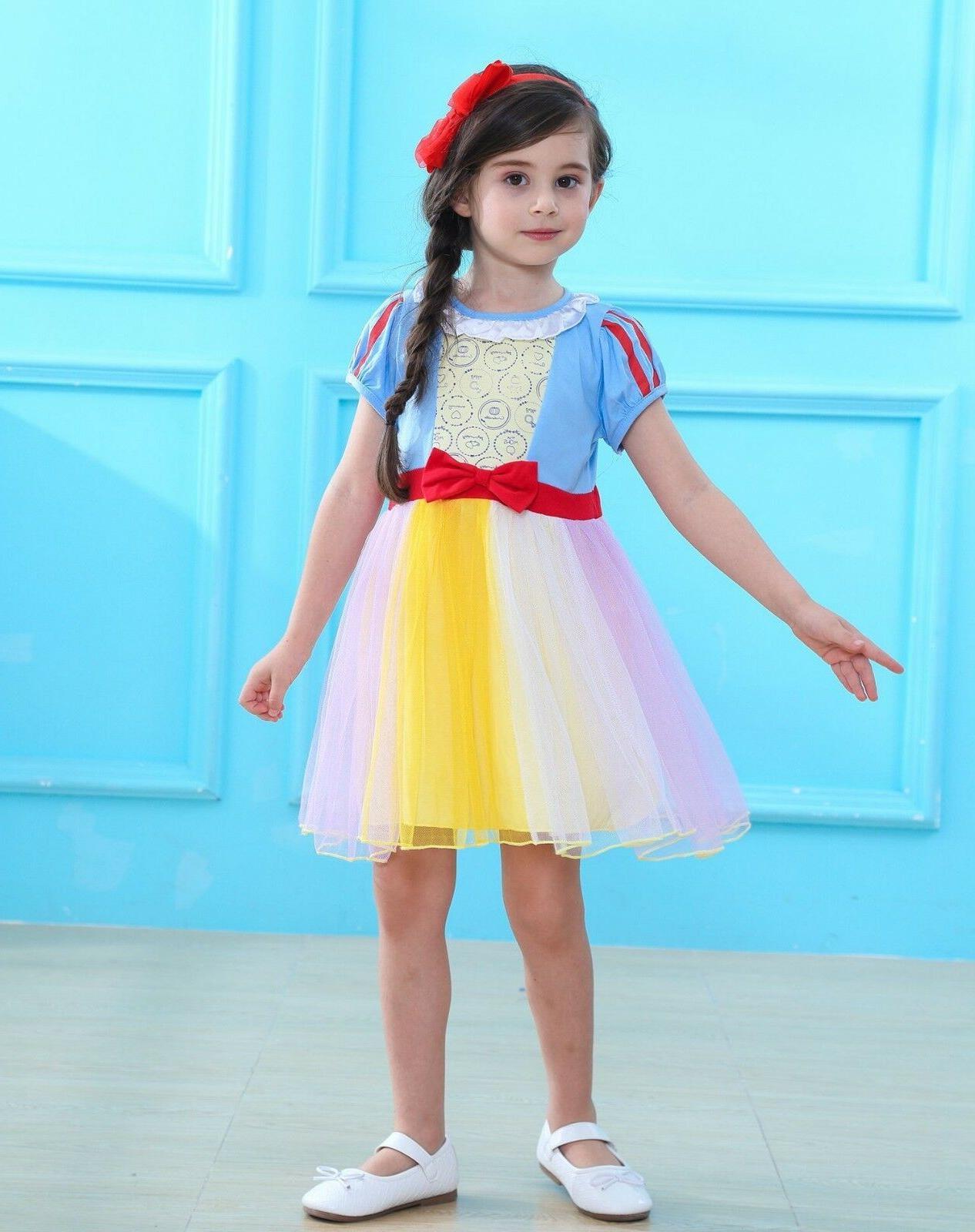 Baby Princess White Dress for Baby Girls ZG8