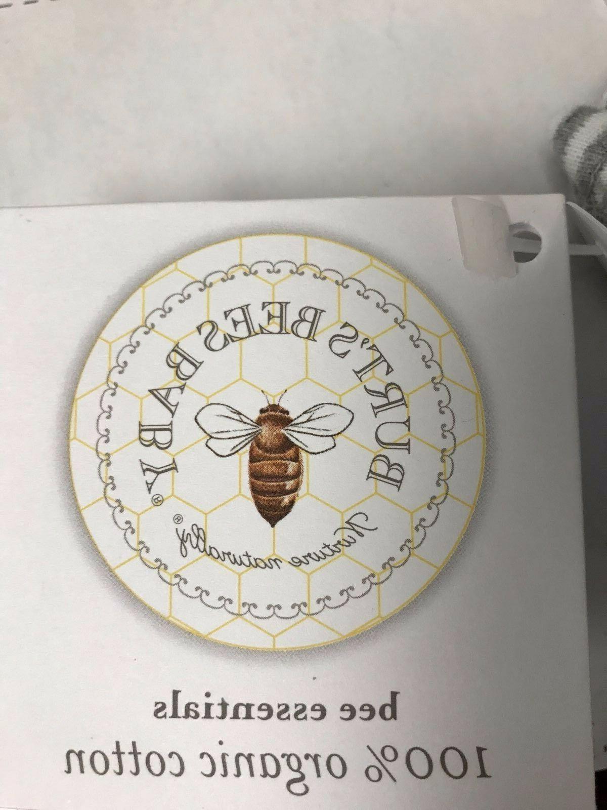 Burt's Bees 100% Dress Months New
