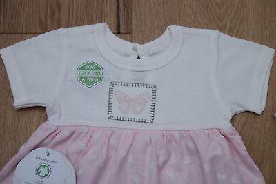 Burt's Baby Girl Dress ~ Pink ~