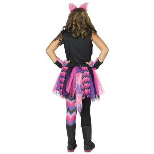 Cheshire Cat Costume Fancy Dress