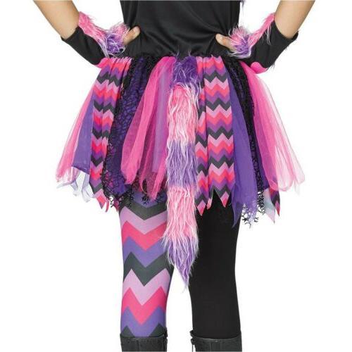 Cheshire Costume Fancy Dress