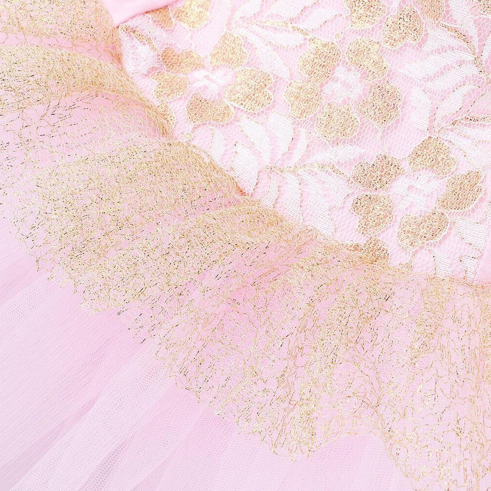 BAOHULU Cotton Dress Dance Professional