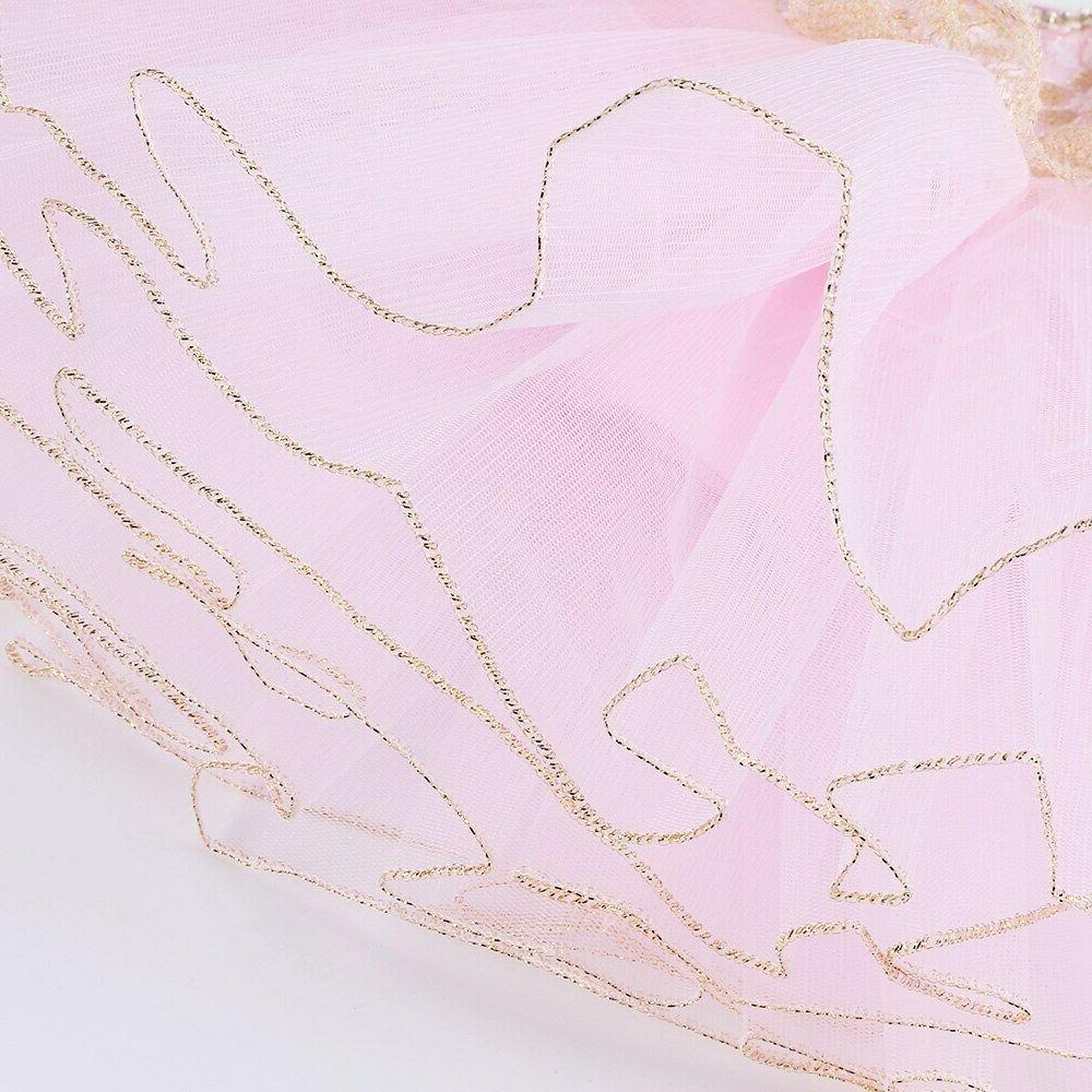 BAOHULU Cotton Tutu Dress Dance Costumes Ballerina-Ballet Professional