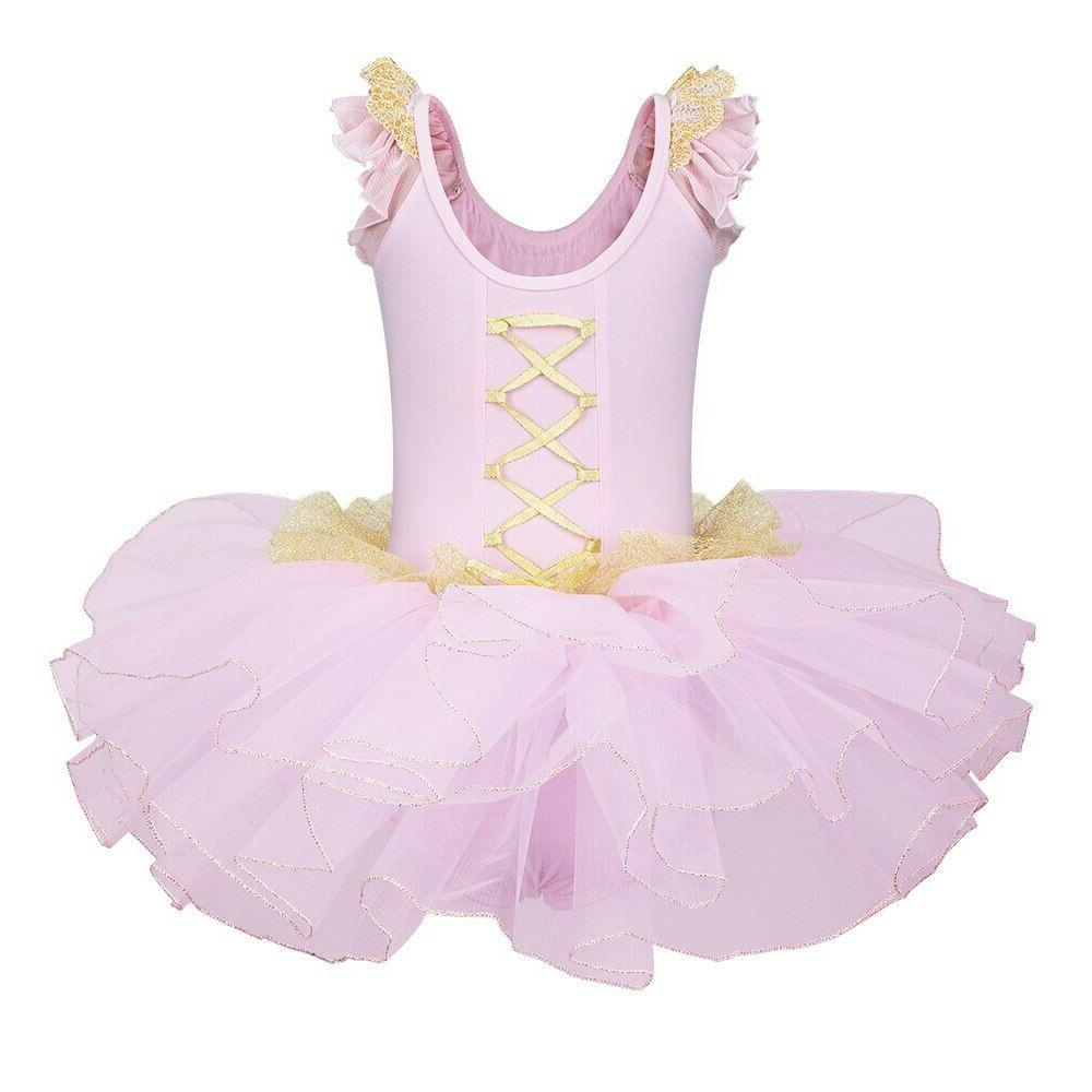 BAOHULU Cotton Dress Dance Costumes Professional