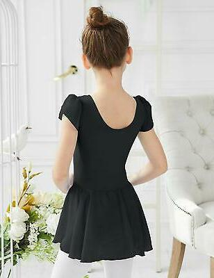 MdnMd Dance Little Girls Sleeve, Size EwLt