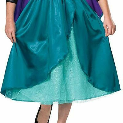 Disney Frozen 2 Anna Costume for Classic Dress Cape Toddler S