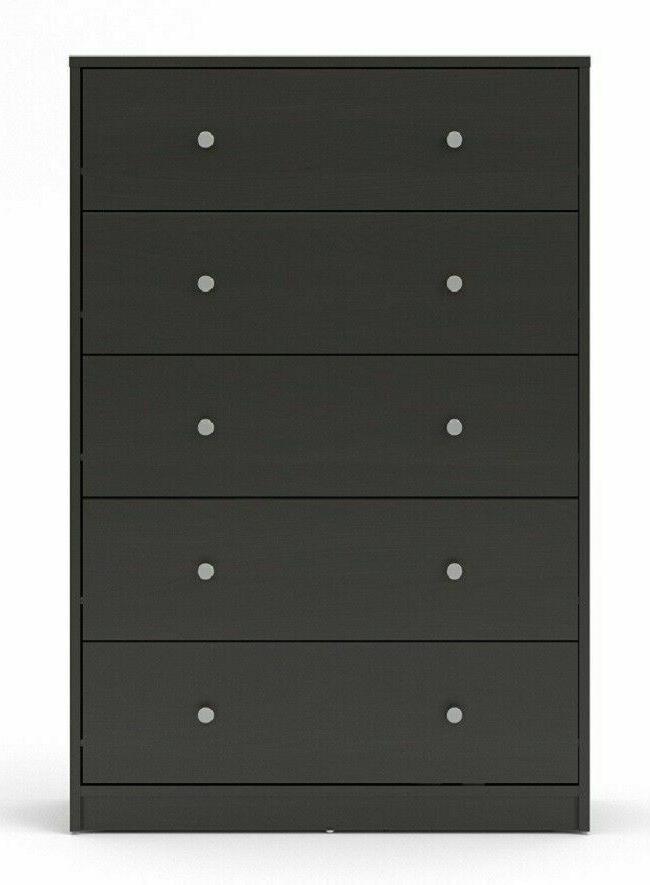 Dresser for Bedroom 5 Drawer Dressers Clothes Storage Organi