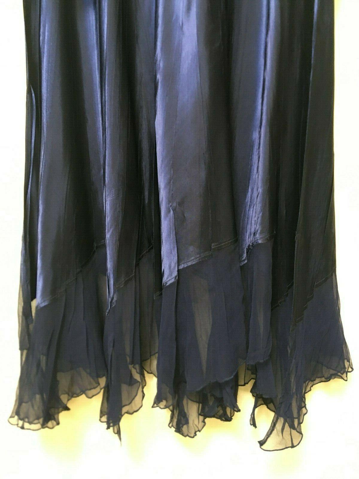 Komarov Embellished Chiffon Dress Plus Size,