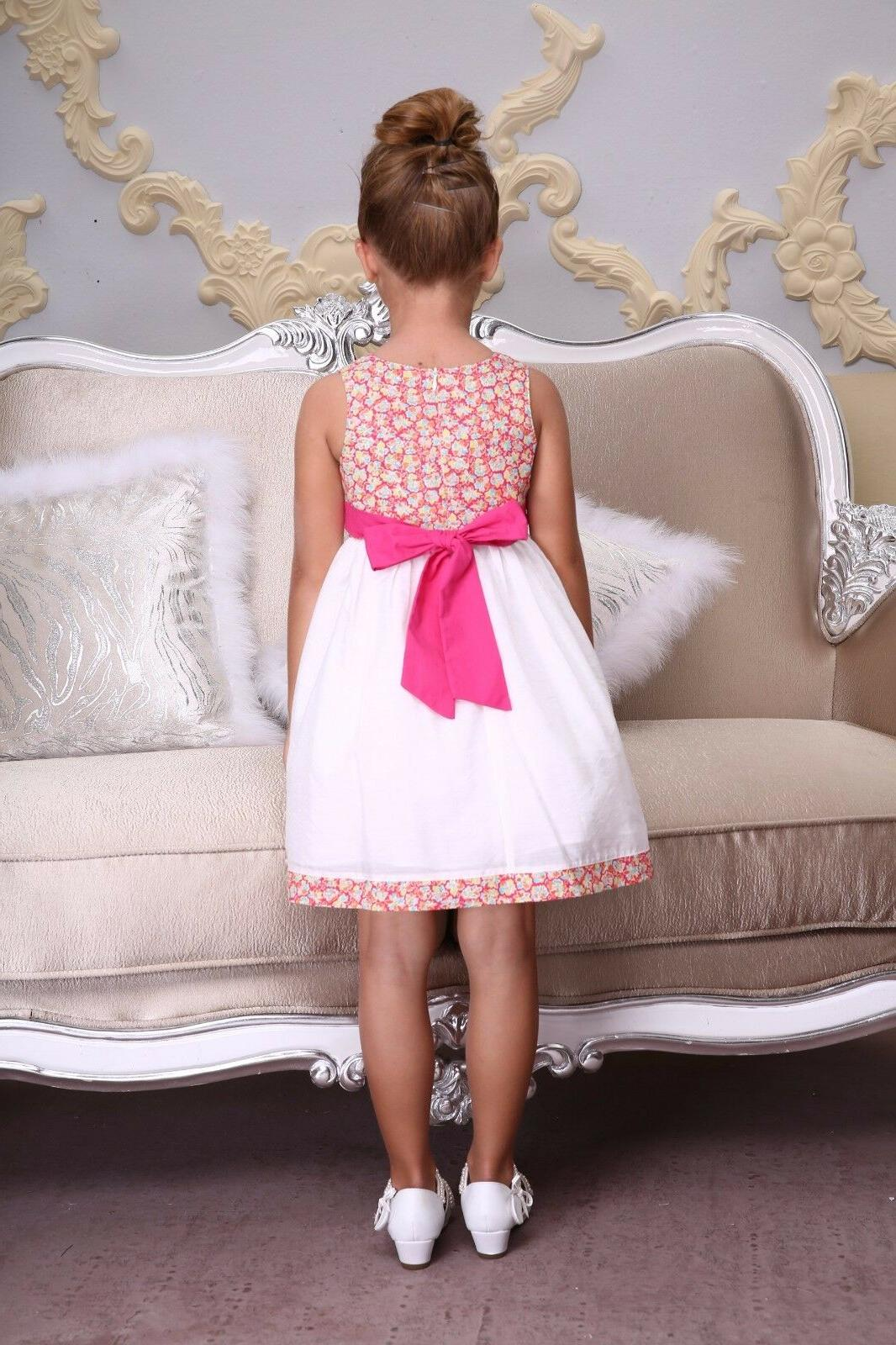 Bonny Billy Embroidered Party Toddler & Girls Years