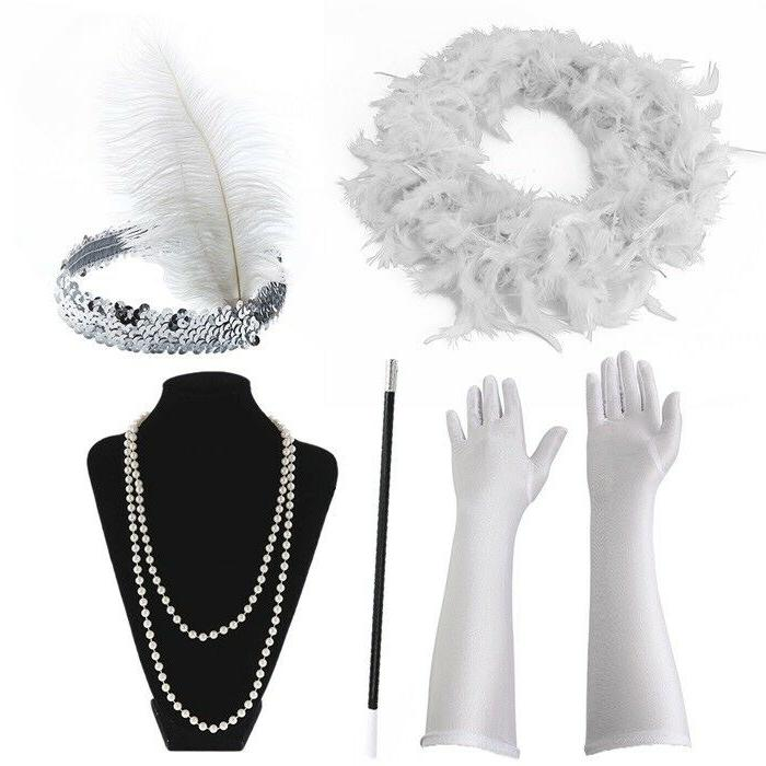 Ladies Gatsby Accessories Girl Costume