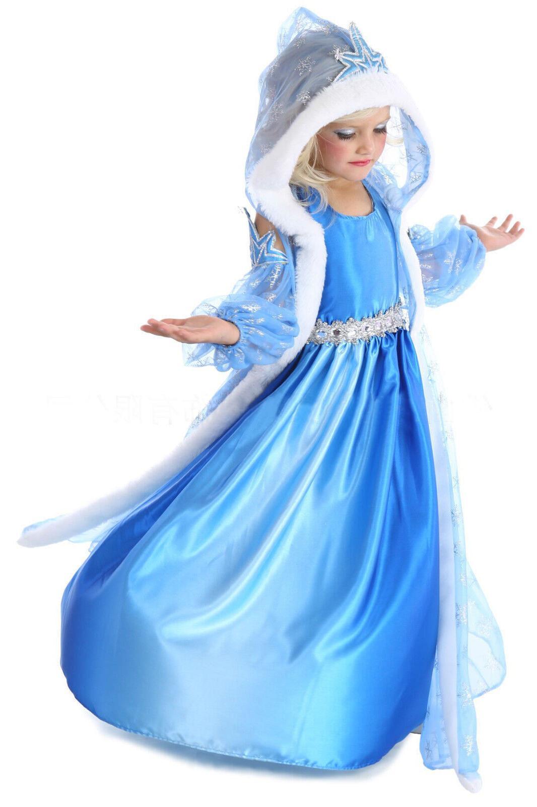 2020 Princess ELSA Let It Cosplay