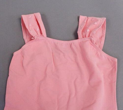 Arshiner Ruffle Heart Ballet Dress Pink Size 15 NWT