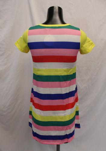 Arshiner Short Rainbow Dress SV3 EU:140 NWT