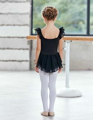 MdnMd Ballet Leotard Dress 8- Medium New