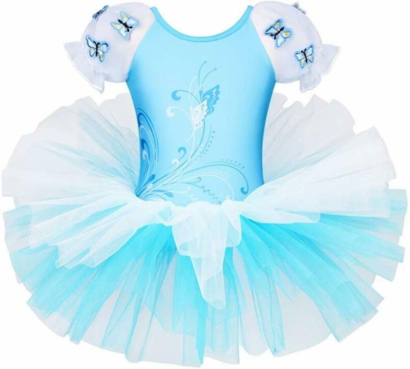girls leotards for dance short sleeve ballet