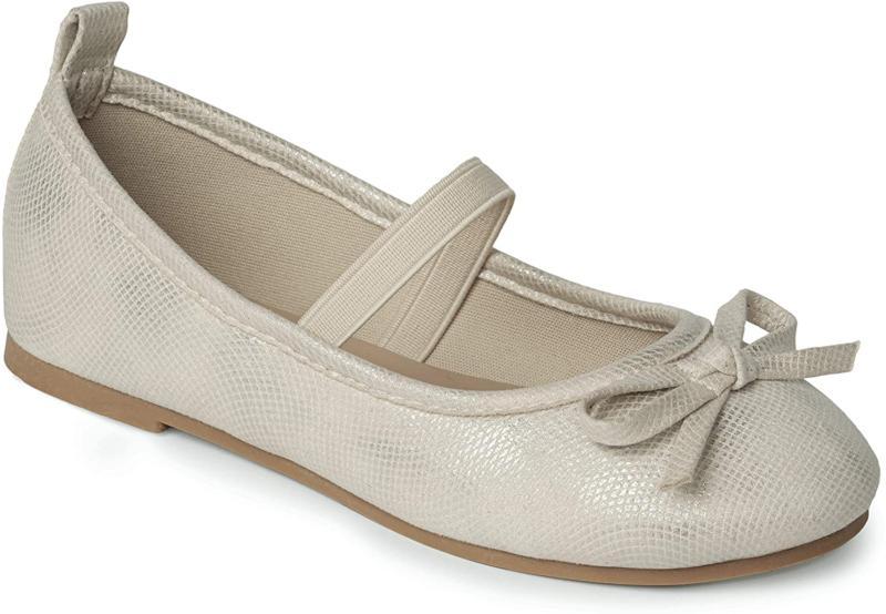 girls mary jane ballet flats dress shoes