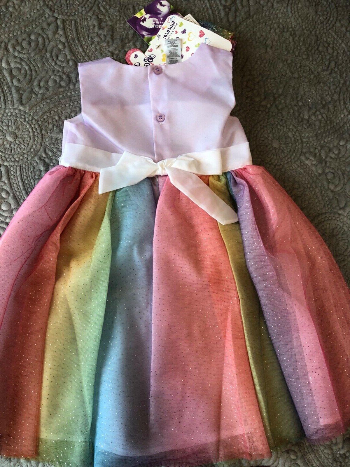 Girls Dress Size 5T