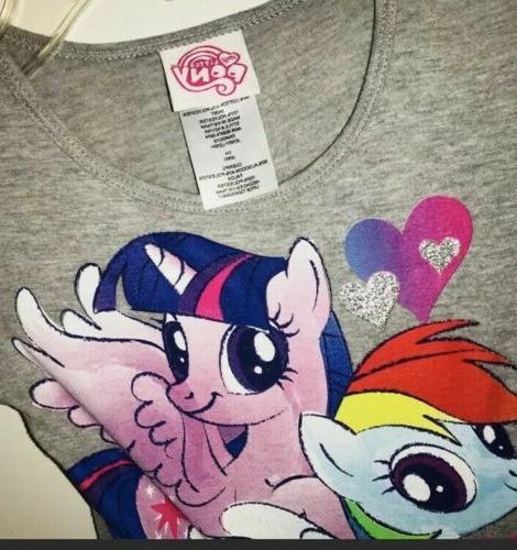 Girl's My Little Rainbow Dress SzS