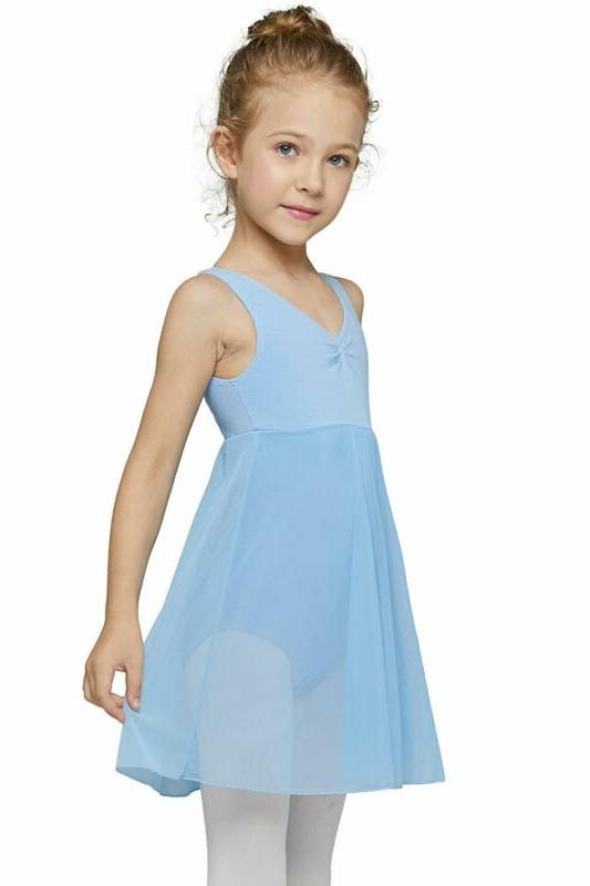 girls tank leotard dress