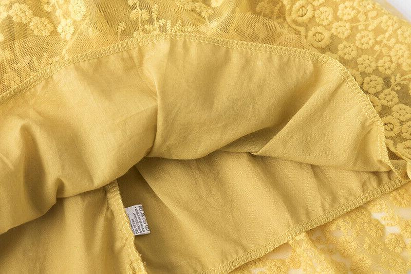 Kids Dress Birhtday Party Lace Princess Tutu Summer Years