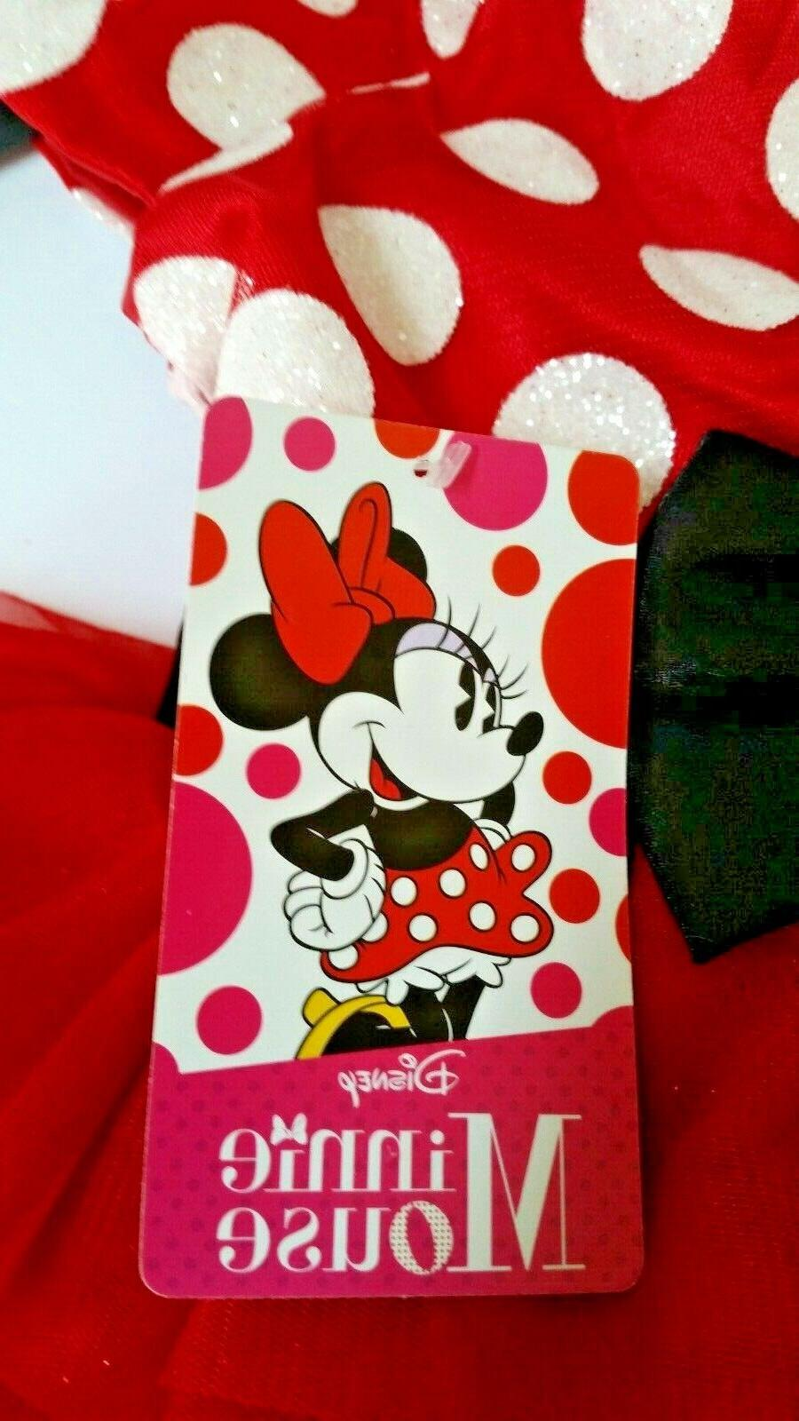 Disney Girl's With White Dots