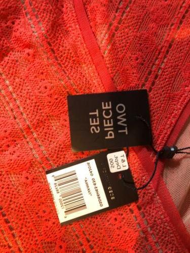 NEW Ivanna Piece Lace Dress Large